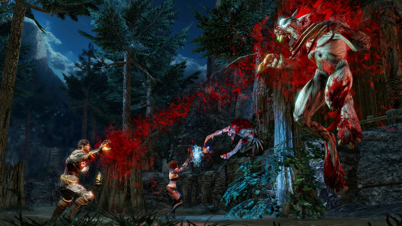 BLOOD KNIGHTS PC GAME FULL VERSION