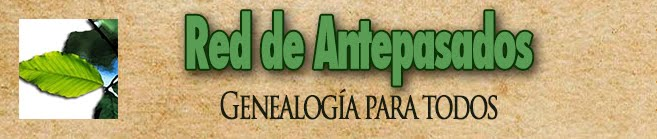 Red de Antepasados Genealogía Hispana