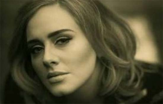 Adele lancar single kedua 'When We Were Young'