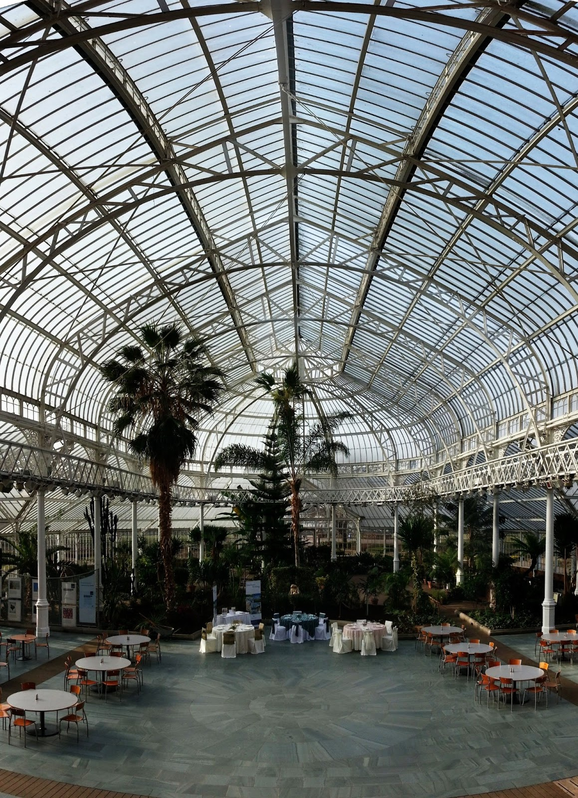 Peoples Palace, Winter Gardens, Glasgow