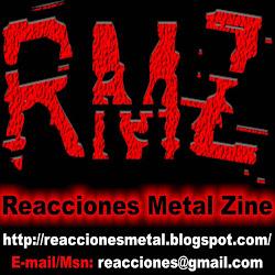 REACCIONES METAL ZINE