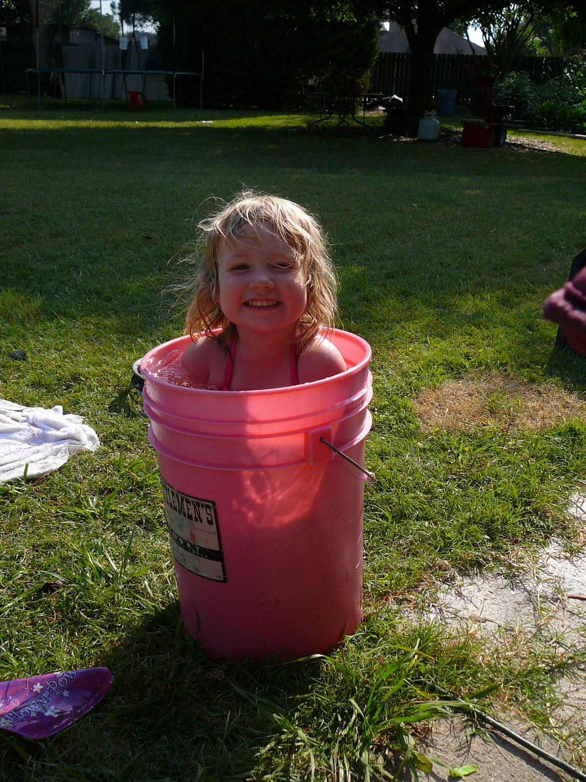 girl redneck hot tub