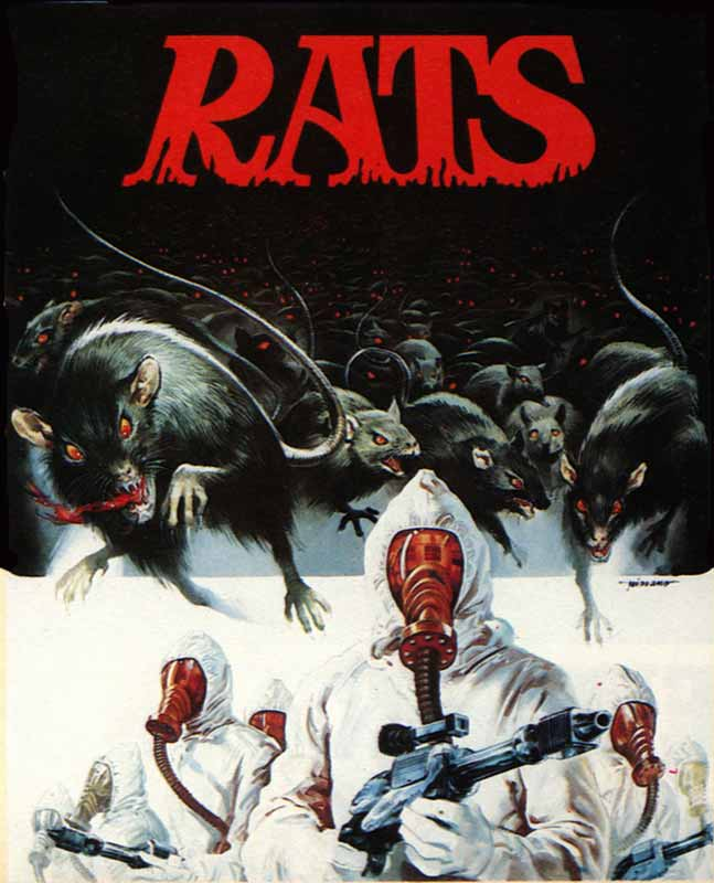 Hell of the Living Dead / Rats: Night of Terror