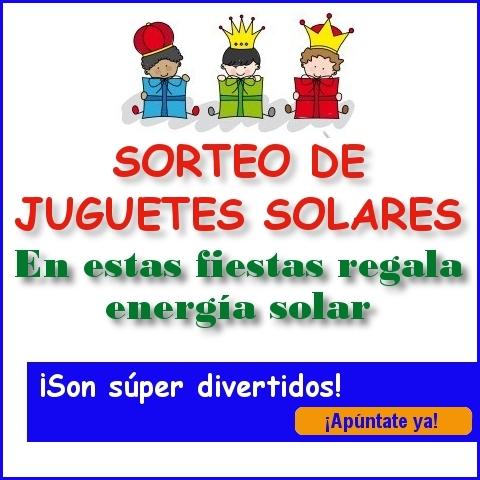 juguetes solares
