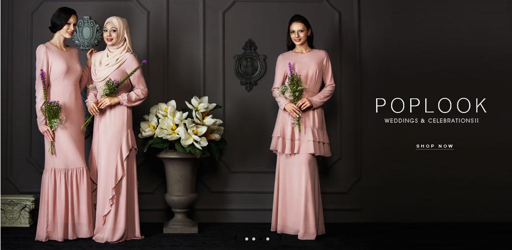 Fesyen wanita Poplook