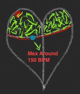 Atrial Fibrillation in a Normal Heart