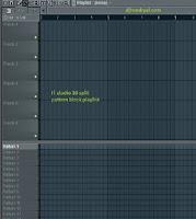 Membagi playlist fl studio jadi 2