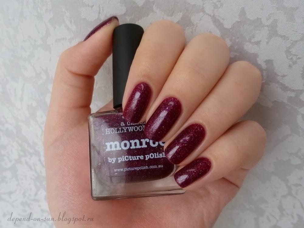 Picture polish Monroe 2.0