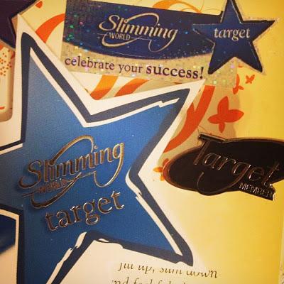 Slimming World target rewards