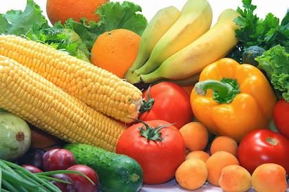 Demi Kesehatan Makan Buah dan Sayur Harus Bervariasi