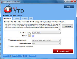 Download Gratis Youtube Downloader 2012