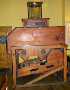 Los molinos - imagen de maquinaria del molino