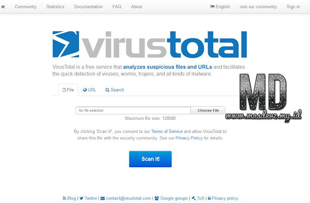 Virus Total - Mas Devz