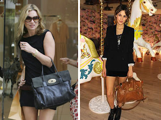 Kate Moss: Mulberry Bayswater