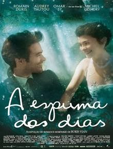 Filme A Espuma dos Dias Dublado RMVB + AVI + Torrent