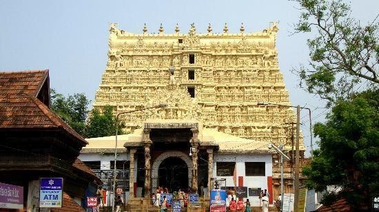 पद्मनाभ स्वामी मंदिर, त्रिवेंद्रम (Padmanabhaswamy Temple Trivandrum)