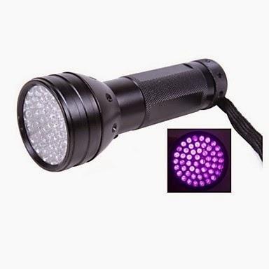 Detector LED de luz Ultravioleta