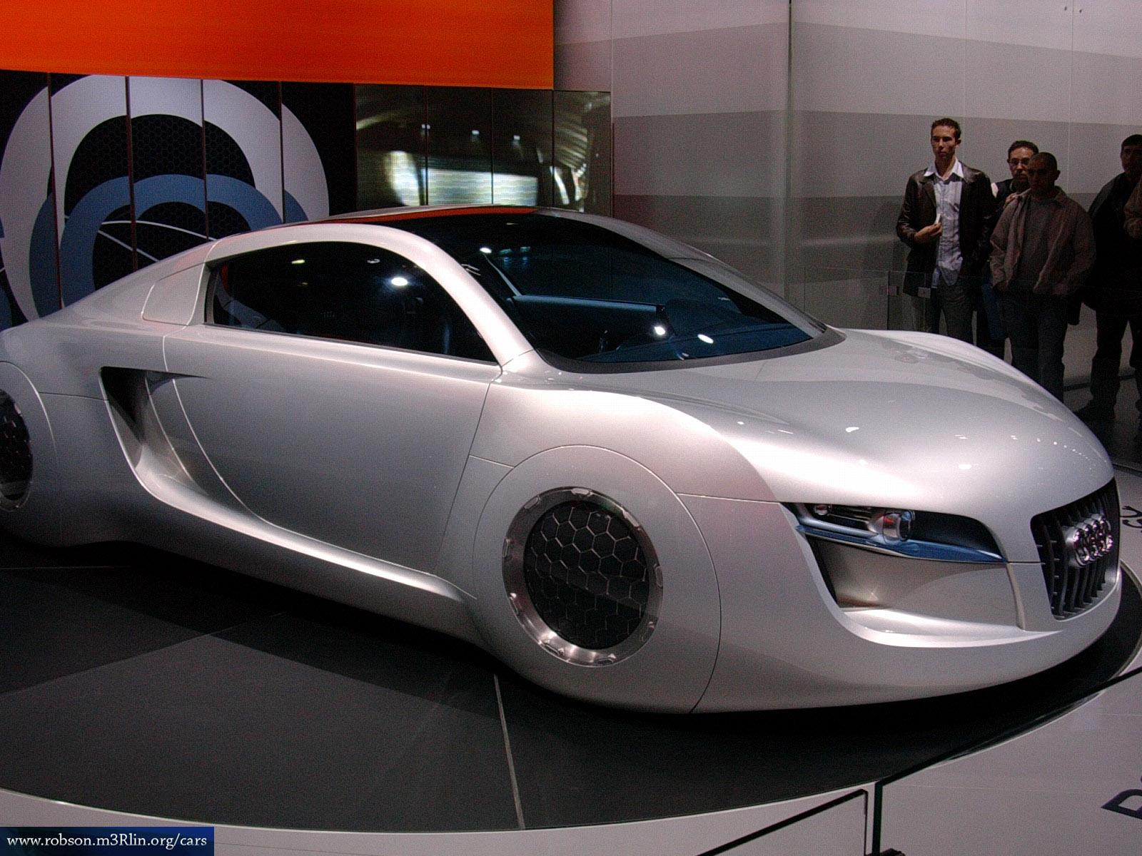 Sports Car Future Audi Cars
