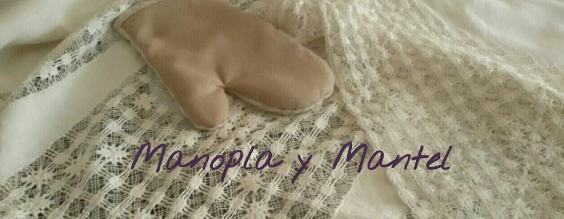 Manopla y Mantel