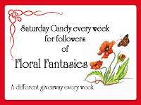 Floral Fantasies Weekly Giveaway