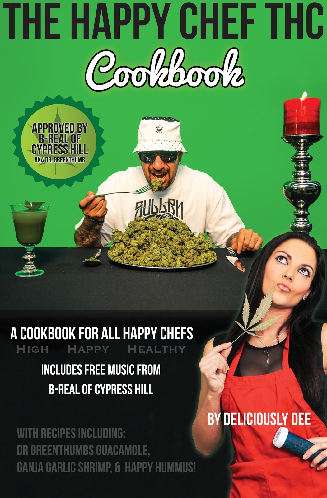 THE HAPPY CHEF THC