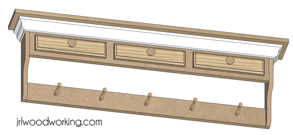 Download free shaker furniture plans pdf free bunk bed for Shaker bed plans