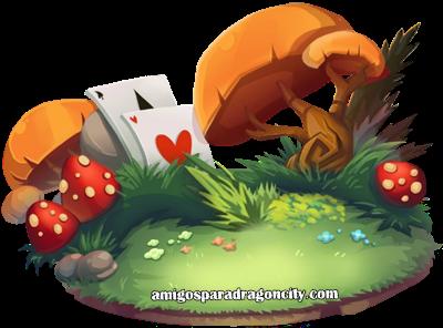 Dragon City Cheshire Cat Dragon