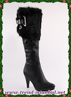 Paris Hilton Bayan Çizme Modelleri