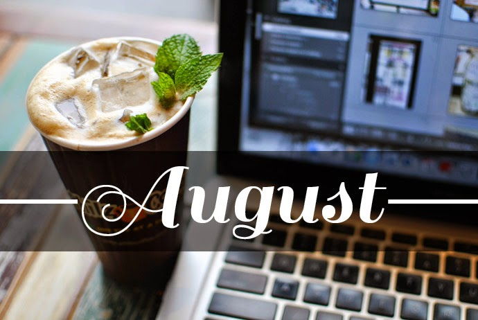 monthly goals, august, goals