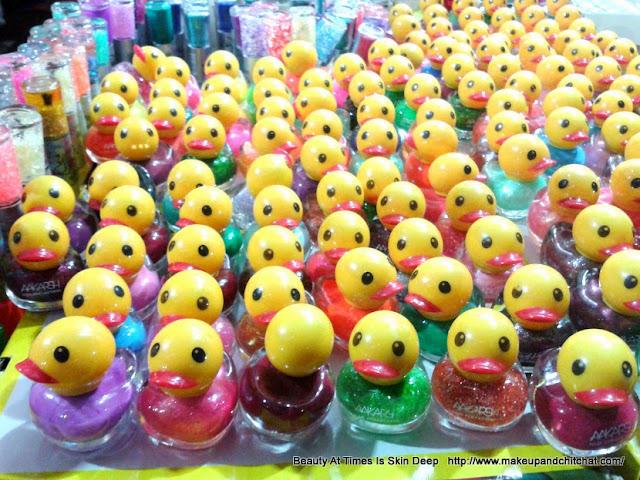 Duckling Nail Polish in India| Cute duck nail polish Kolkata