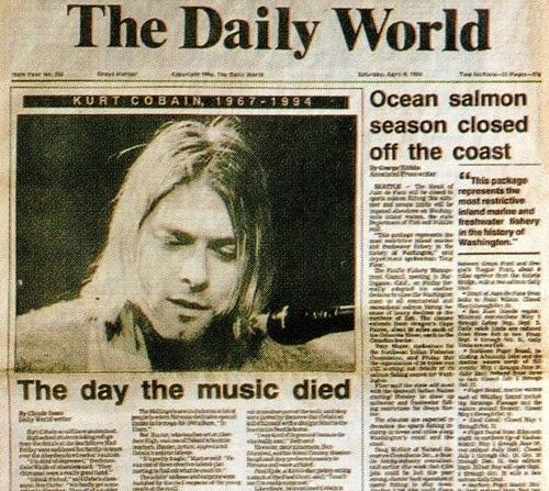 «Η μέρα που πέθανε η μουσική»