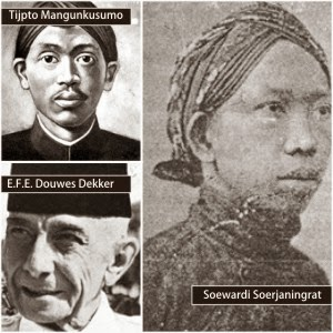 Biografi Tiga Serangkai