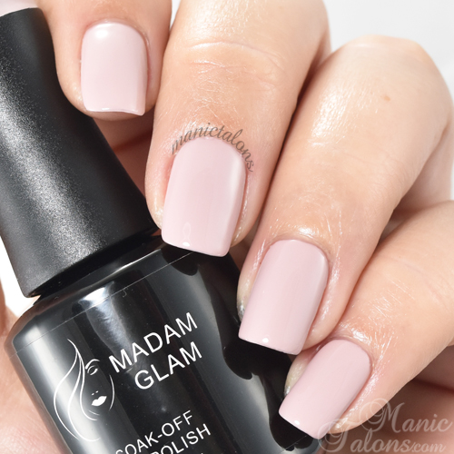 Madam Glam Back to Cali Swatch