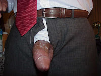 Suit and cock