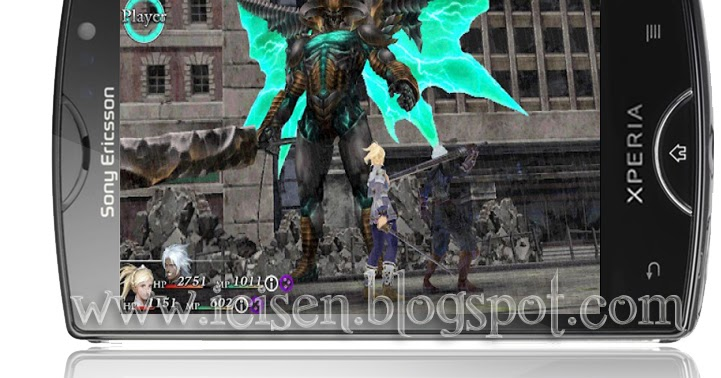Chaos Ring by Square enix HD Android Games ( Test On My