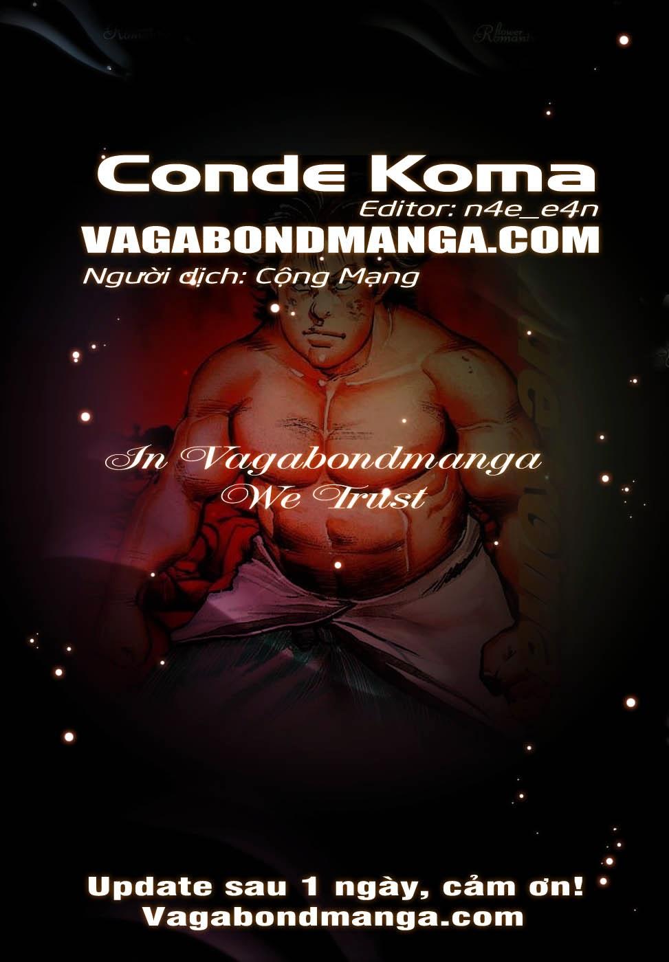 Conde Koma Chap 102 - Next Chap 103