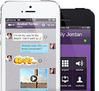 Viber for iPhone iOS