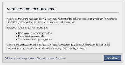 Privasi Facebook