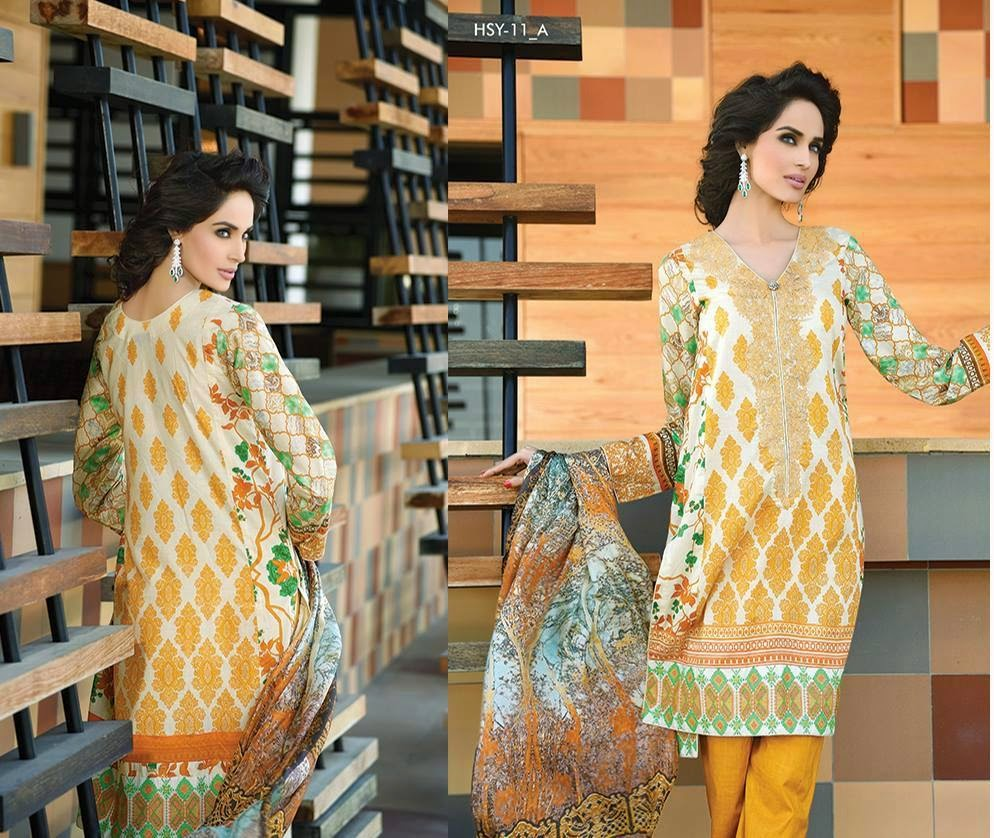 new HSY dress designs