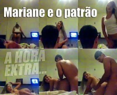 sexo Mariane Secretaria Vadia online