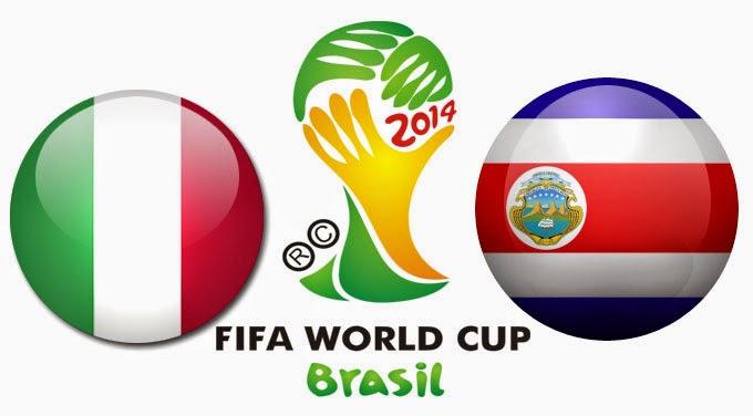 Satu Tiket 16 Besar Grup D Diperebutkan Italia Dan Kosta Rika