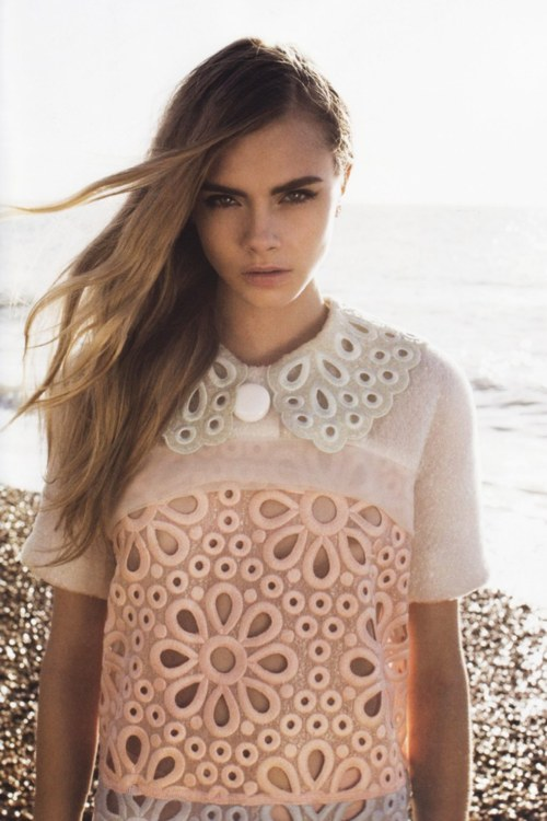 Model Spotlightcara Delevingne