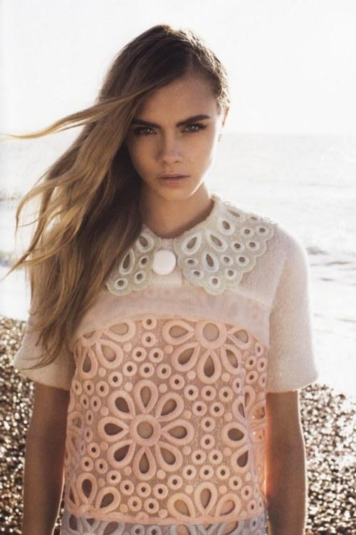 Model Spotlightcara Delevingne