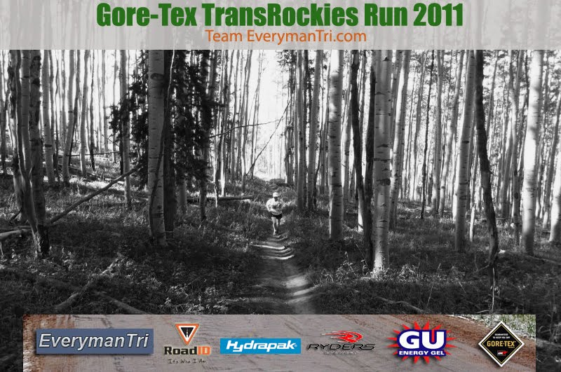 Gore-Tex TransRockies Run 2011