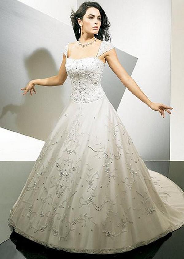 Western Wedding Gowns Fashion Gossips