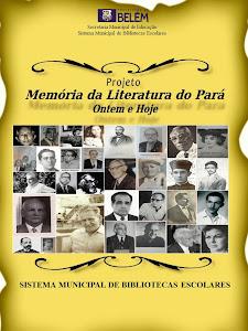 Projeto Memória da Literatura do Pará