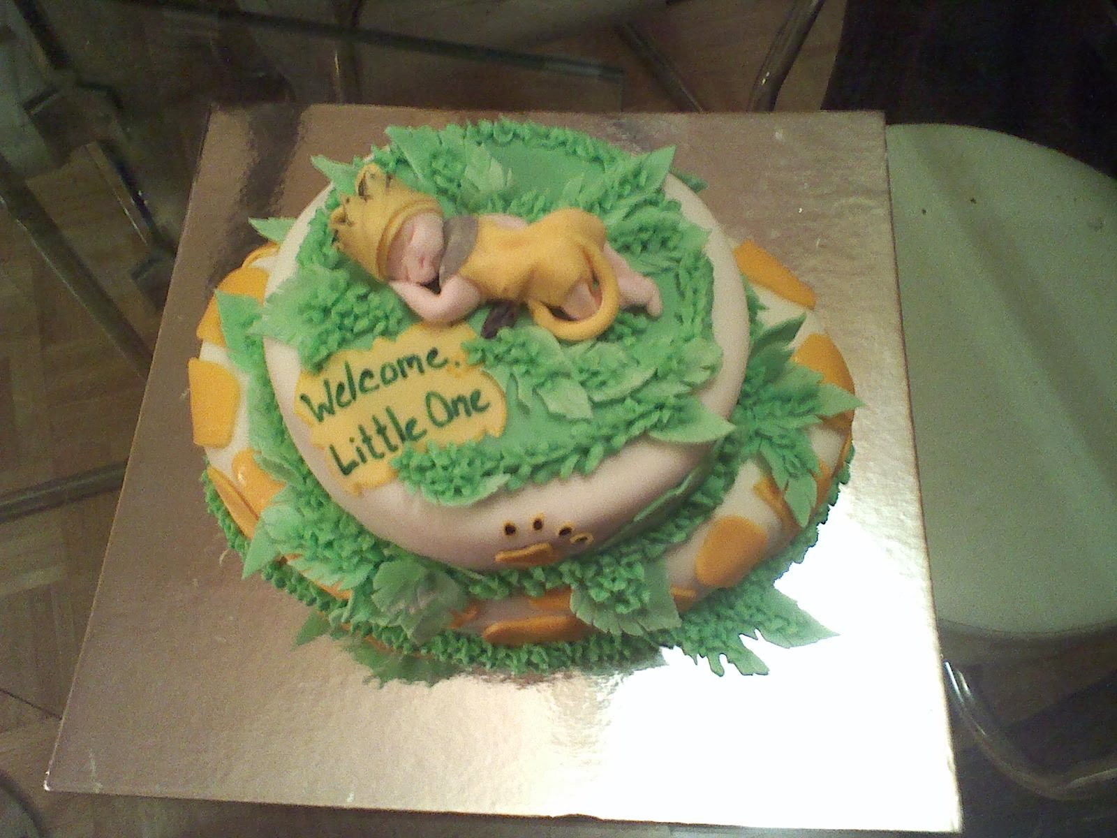 baby lion king cake the hippest pics