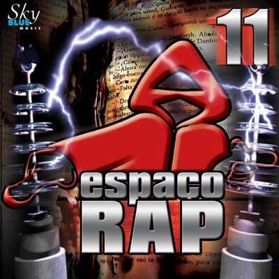 Capa Espaço Rap – VA (2012) | músicas