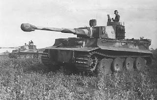 Tiger I Panzerkampfwagen