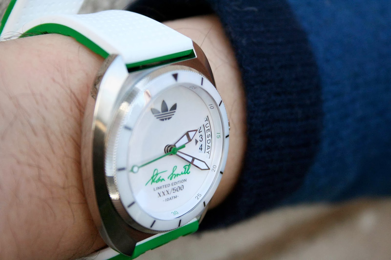 adidas originals stan smith limited edition watch